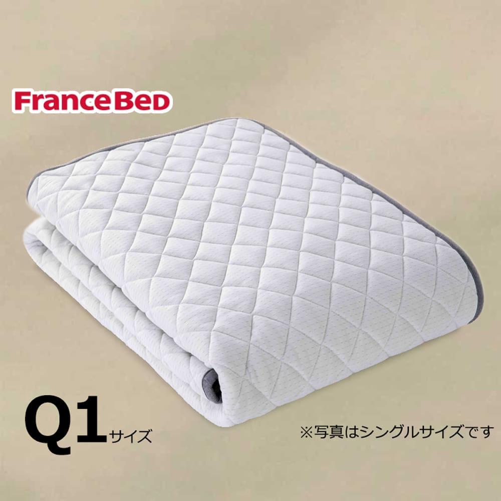 クィーン1寝装品3点セット LTフィット羊毛ハードSTD3点セット ベージュ:ご家庭の洗濯機で洗えます