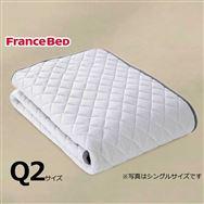 クィーン2寝装品3点セット LTフィット羊毛ハードSTD3点セット ベージュ