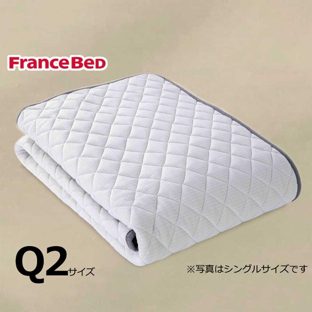 クィーン2寝装品3点セット LTフィット羊毛ハードSTD3点セット ベージュ:ご家庭の洗濯機で洗えます