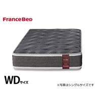 フランスベッド クィーン1マットレス LT−9900PW ハード