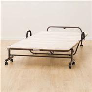 【ニトリ】 折りたたみすのこベッド ハング