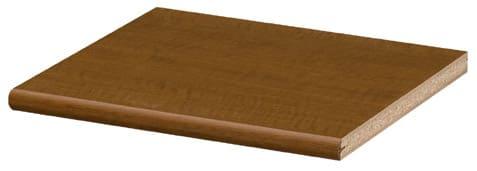 カラーラック 移動棚NC30R ブラウン:カラーラック