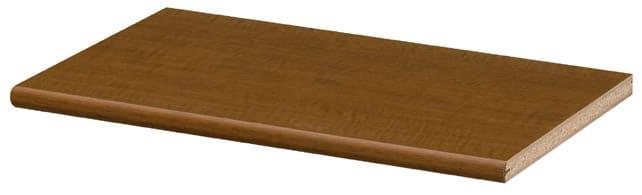 カラーラック 移動棚NC45R ブラウン:カラーラック