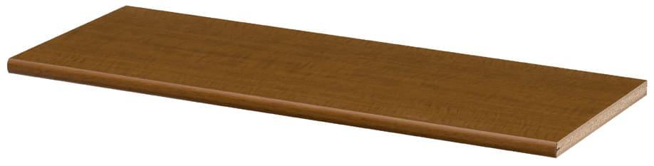 カラーラック 移動棚NC70R ブラウン:カラーラック