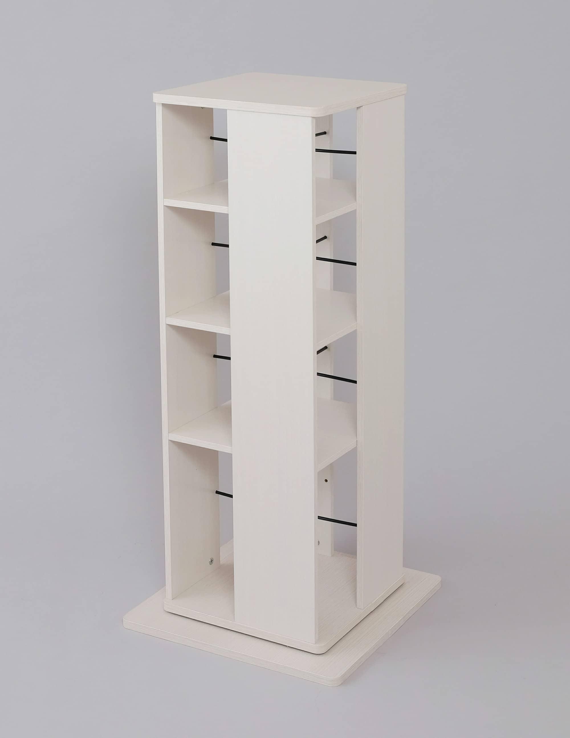 たくさん本が収納出来るラック CR−1000 WH