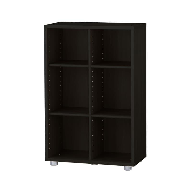 ニューワークスタジオ オープン書棚 DD−B602 DA