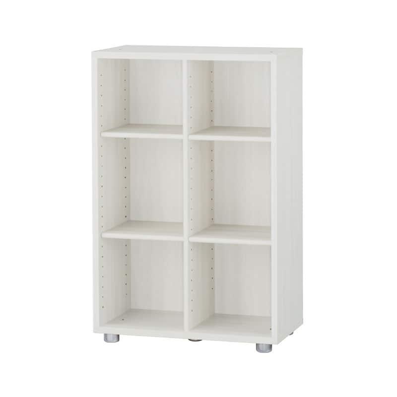 ニューワークスタジオ オープン書棚 DD−B602 WN:発売から15年、進化し続けるロングセラー商品