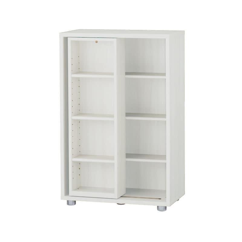 ニューワークスタジオ スライド書棚 DD−B612 WN:発売から15年、進化し続けるロングセラー商品
