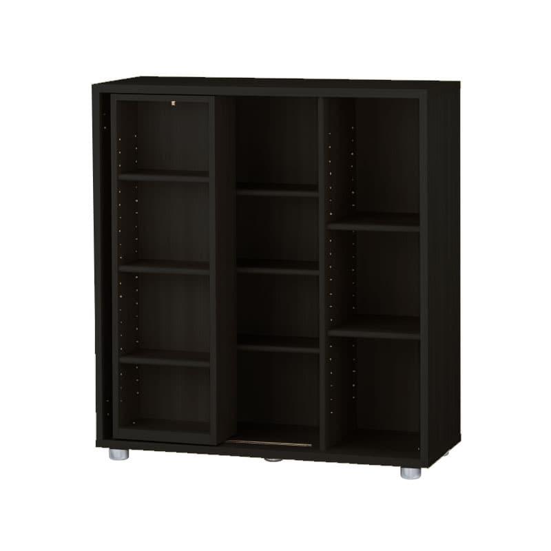 ニューワークスタジオ スライド書棚 DD−B812 DA:発売から15年、進化し続けるロングセラー商品