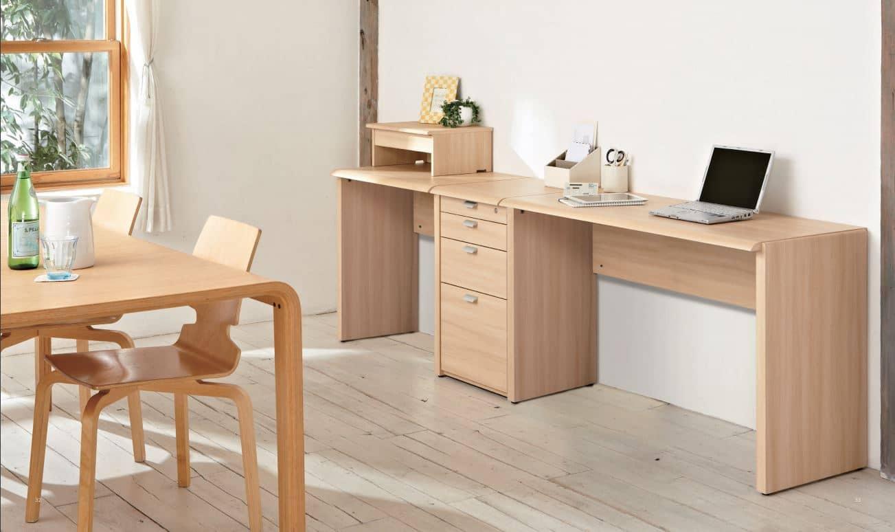 ニューワークスタジオ オープン書棚 DD−B802−NL:お子様が大人になってもご使用いただけます。