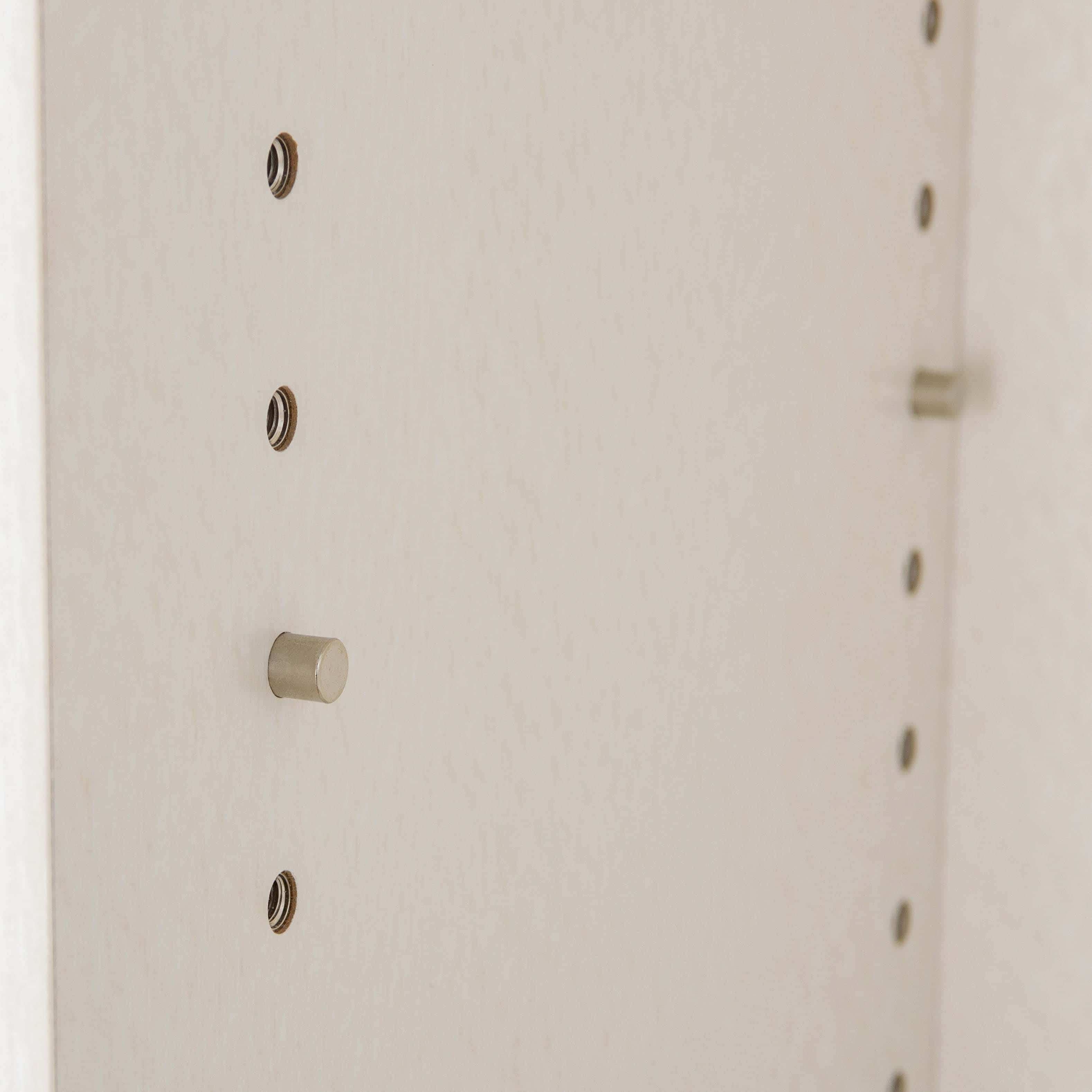 小島工芸 上置 アコード70A(ホワイト):キレイに収まる魅せる収納