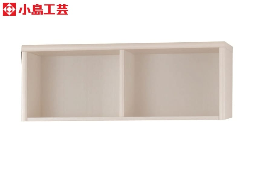 小島工芸 上置 アコード105A(ホワイト):豊富なサイズバリエーション