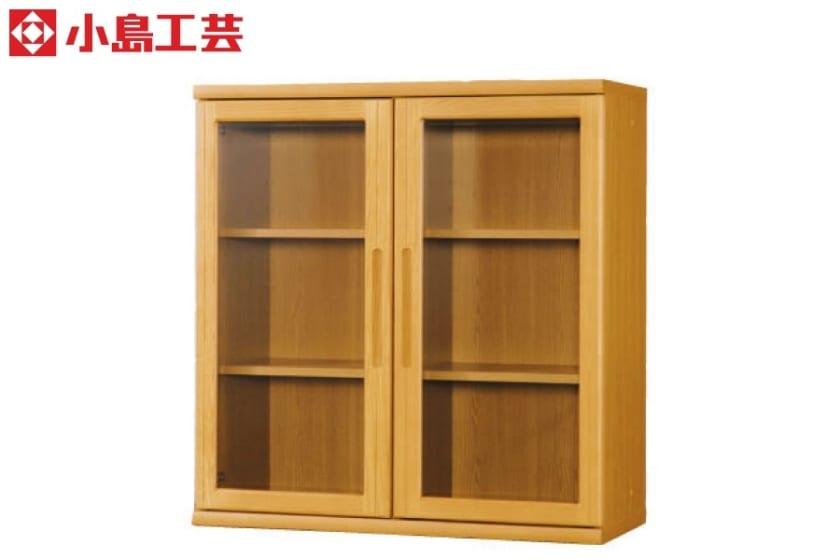 小島工芸 書棚 オファー90開戸(ライト):F☆☆☆☆相当の資材を使用した書棚