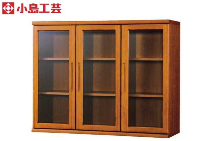 小島工芸 書棚 オファー120開戸(ミディアム):F☆☆☆☆相当の資材を使用した書棚
