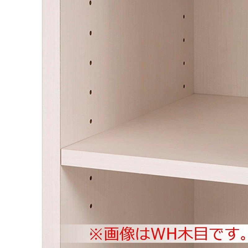 スライド書棚 プラス 80M NA(ナチュラル)