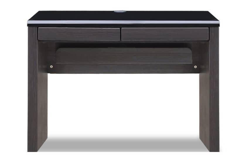 デスク コンビ 90×45(ブラック):デスク コンビ