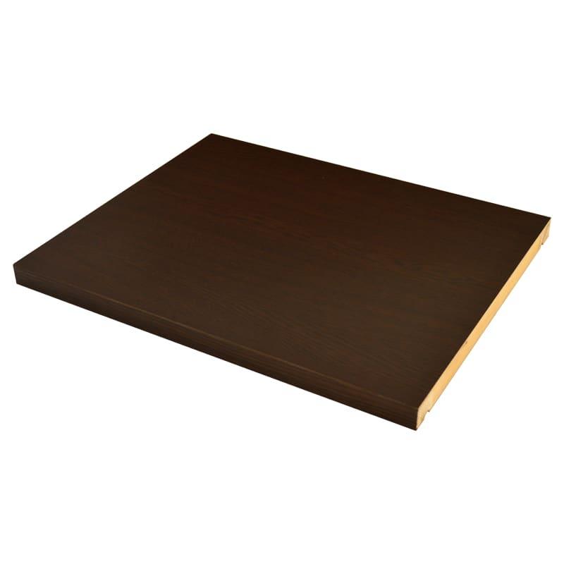 追加棚板 エヴァンス DBR用※サイズ共通:追加棚板 エヴァンス
