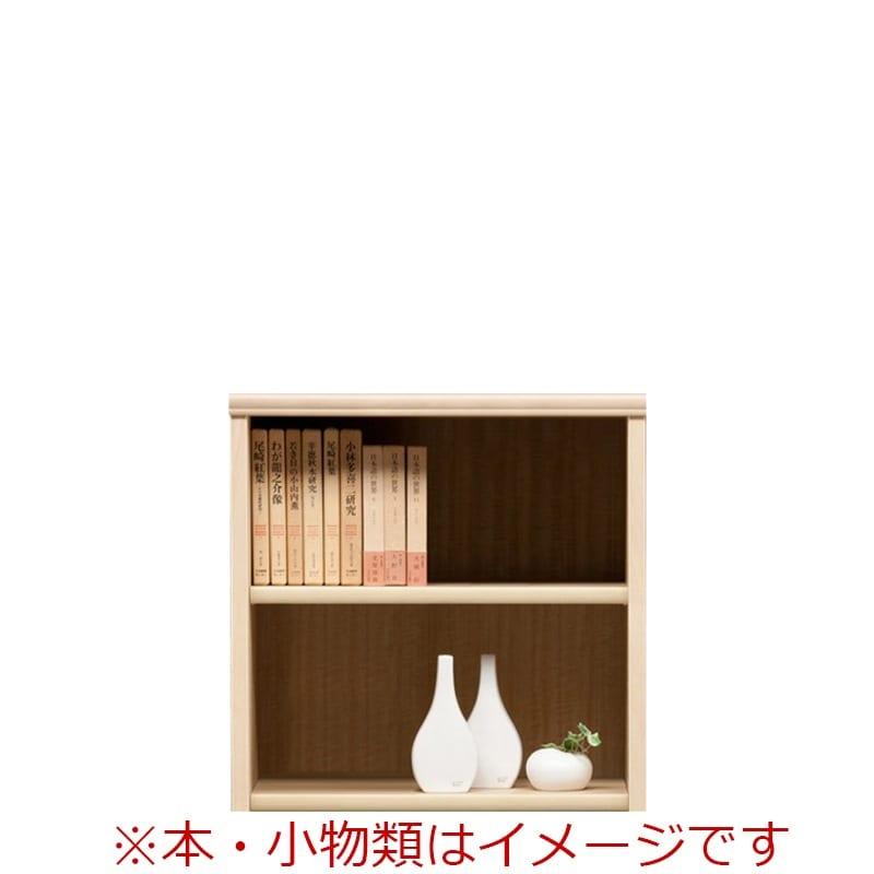 オープン書棚 SOK72 幅60×高さ60 ナチュナル
