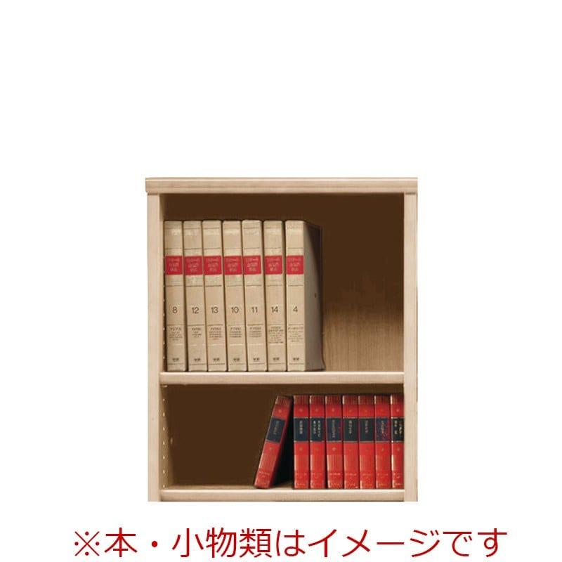 オープン書棚 SOK72 幅60×高さ70 ナチュナル