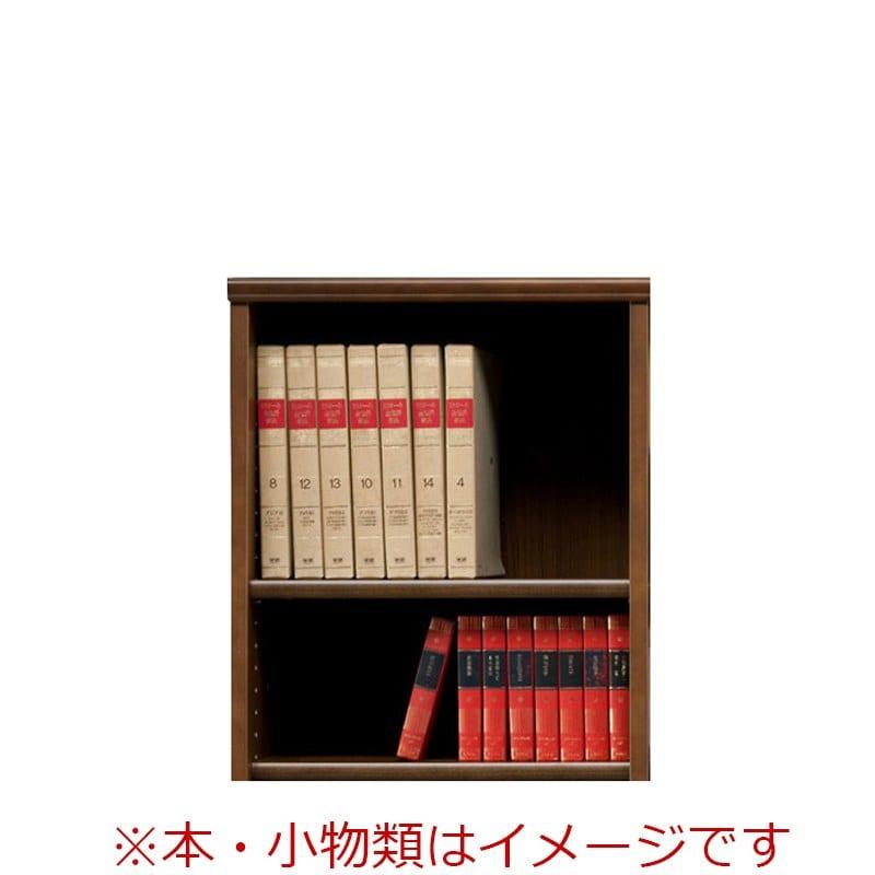 オープン書棚 SOK72 幅60×高さ70 ブラウン