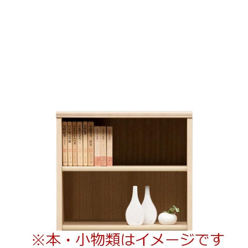 オープン書棚 SOK72 幅70×高さ60 ナチュナル