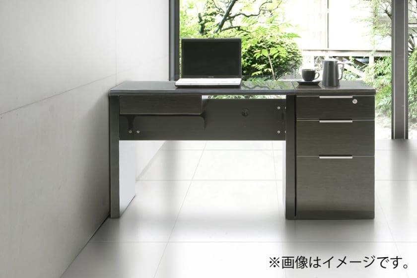 デスク グレイン120×45(BK)