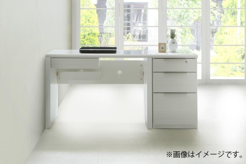 デスク グレイン140×45(WH)