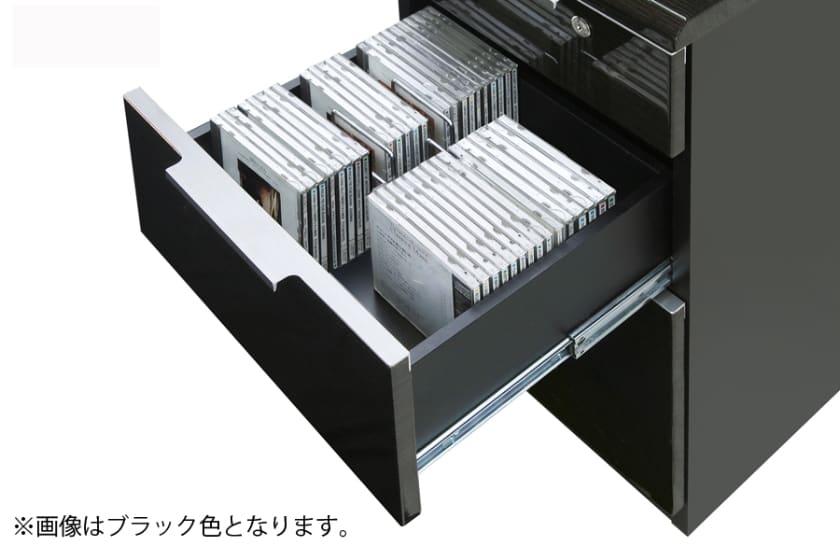 サイドチェスト グレイン43×45(WH)