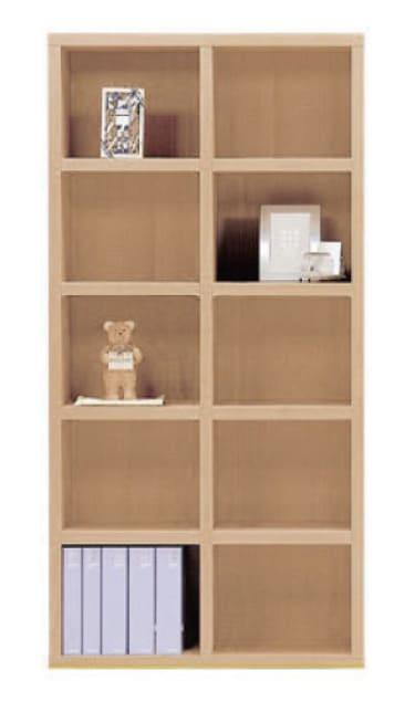 書棚 ニューラチスFBA−90T エリーゼアッシュ:書棚 ニューラチス ※小物類はイメージです