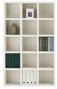 書棚 ニューラチスFBS−110T ホワイトウッド