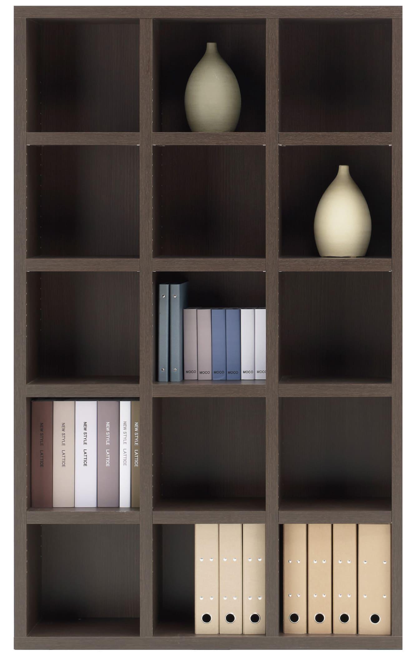 書棚 ニューラチスFBR−110T レベッカオーク:書棚 ニューラチス ※小物類はイメージです。