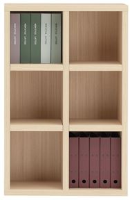 書棚 ニューラチスFHA−75L エリーゼアッシュ