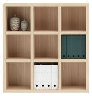 書棚 ニューラチスFHA−110L エリーゼアッシュ