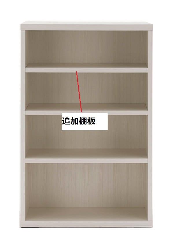 棚板 LFS−74棚板(WH)ホワイト:棚板