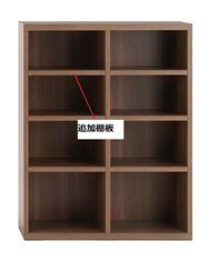 棚板 LFD−90棚板(WN)ウォールナット
