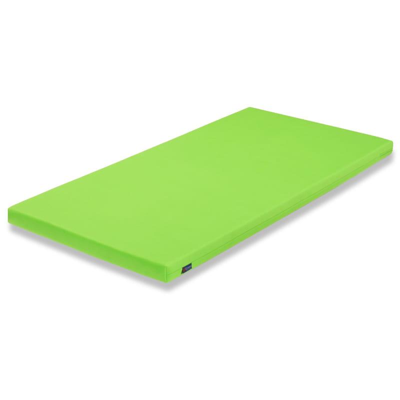 カラーメッシュマットレス(グリーン):◆厚さ8センチなので、2段ベッドやシステムベッドに最適です。