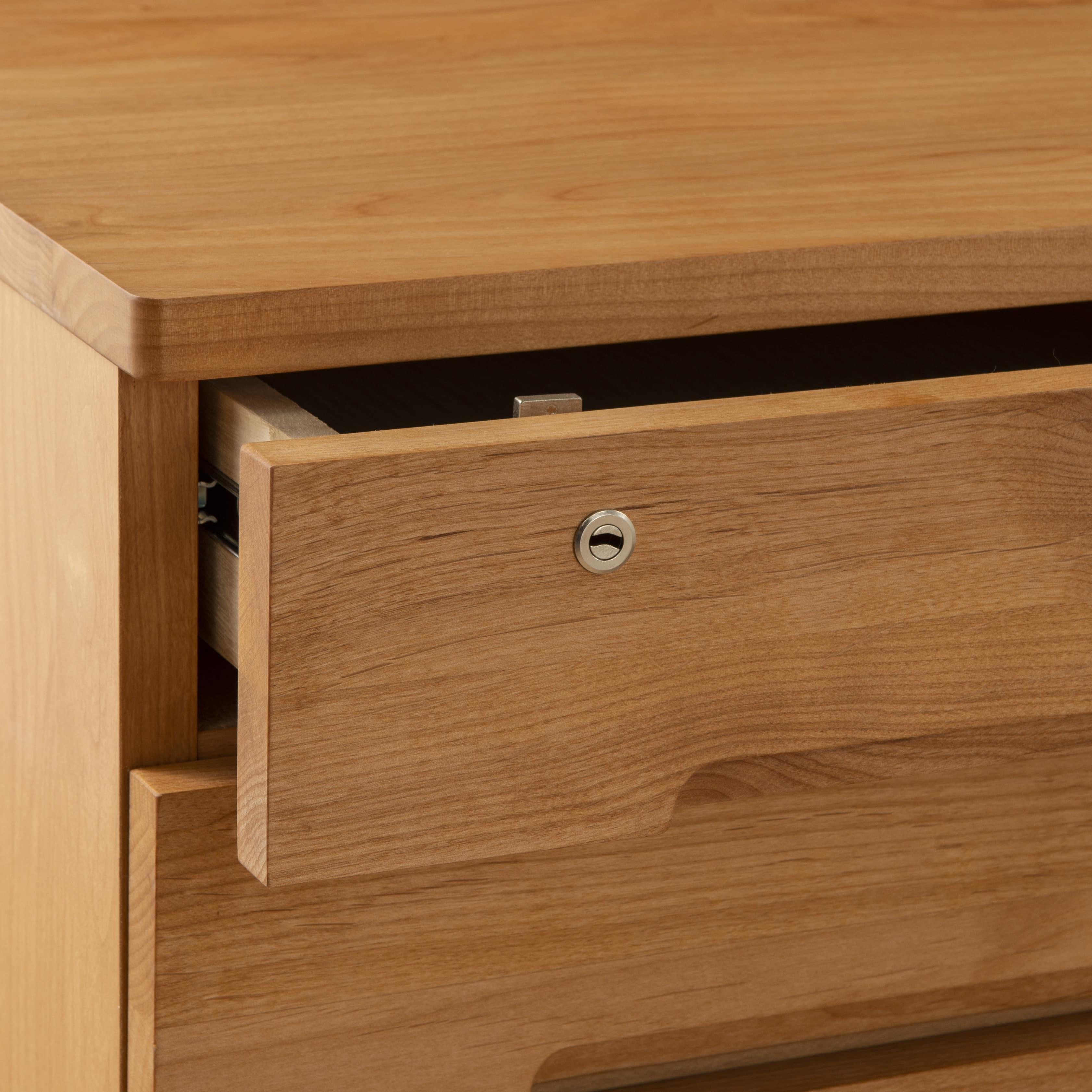 木製チェア フォレスタ No.5 PK/WN(ウォールナット)