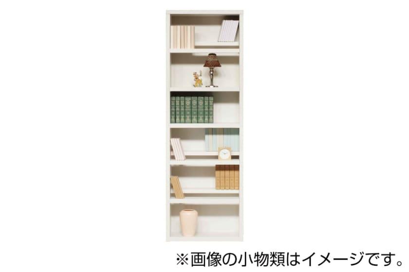 書棚 スカーラ 60Hフリーボード(ホワイト)