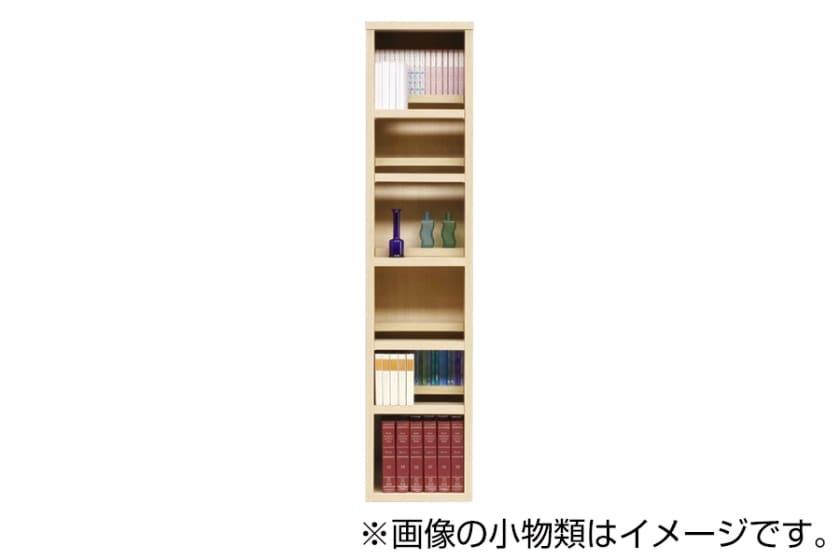 書棚 スカーラ 40Hフリーボード(ナチュラル)