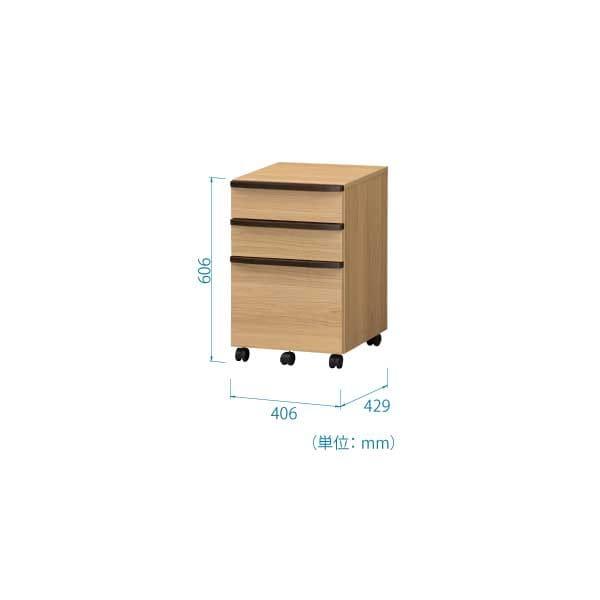 ワゴン セパルテック SEP−6040W NAナチュラル