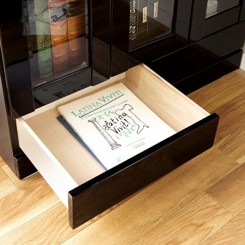 フリーボード  オペラ60FB BK:書類などの収納スペースに