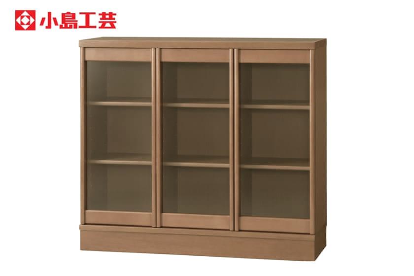 小島工芸 書棚 ベーシックボード�V 120ロー(BB-120L/ウォールモカ):小島工芸 書棚