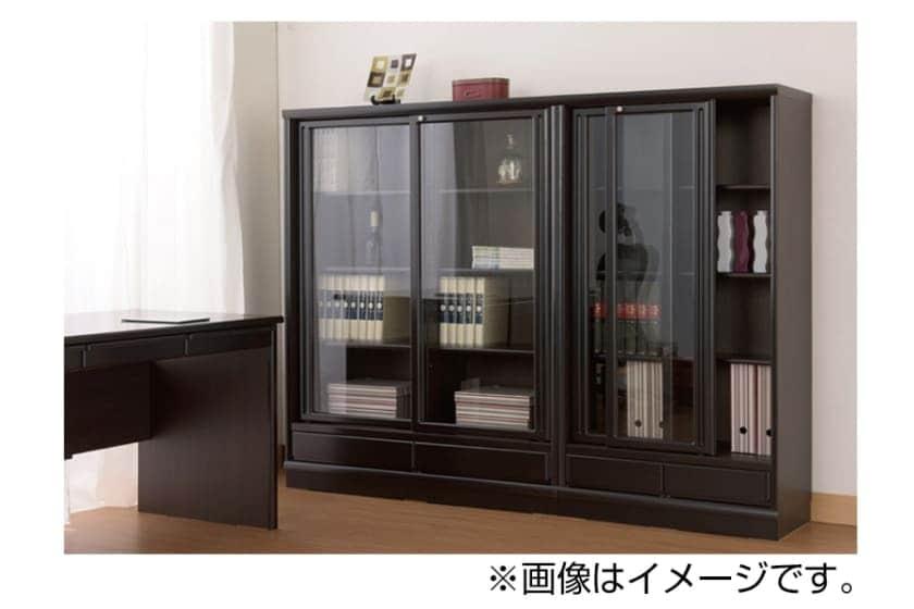 小島工芸 書棚 スペースボード�V 120ロー(SP-120L/ウェンジ)