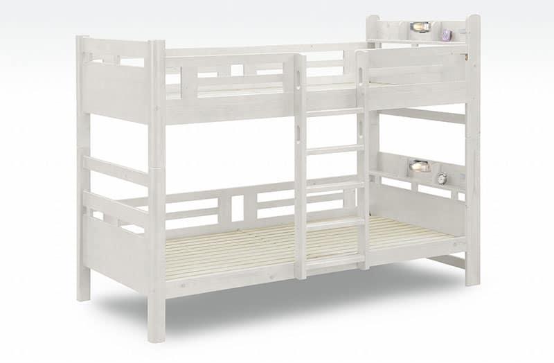 2段ベッド ルピナス WH