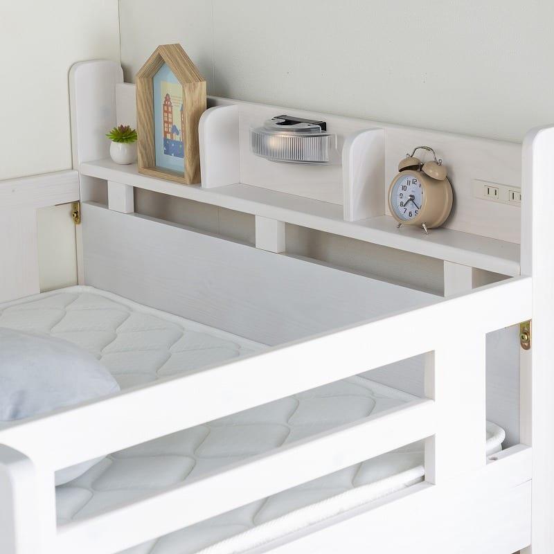 2段ベッド ルピナス NA:自分だけのディスプレイスペース