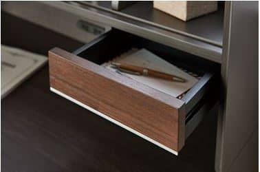 105デスク ワイズKWD-632BW