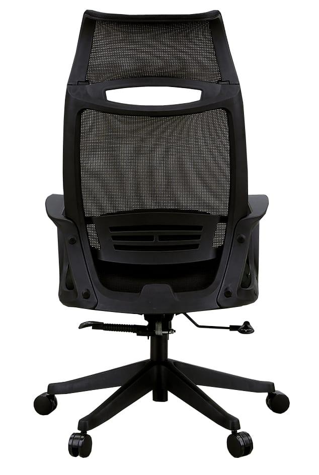 オフィスチェア ニード(メッシュ) ブラック