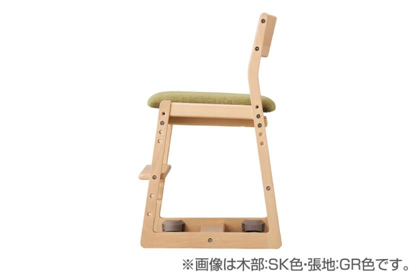 コイズミ 木製チェア ビスク(LDC-005SKIV)