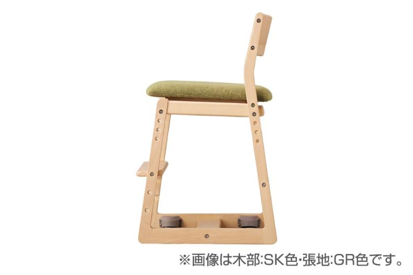 コイズミ 木製チェア ビスク(LDC-007SKBR)