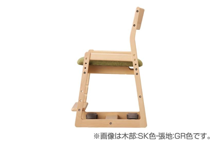コイズミ 木製チェア ビスク(LDC-009BNGR)